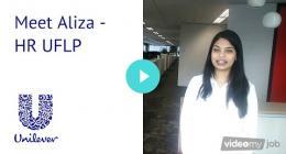 Meet Aliza - HR UFLP