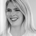 Sparke Helmore Lawyers Graduate - Young female lawyer in white blouse