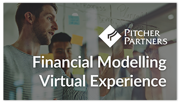 Pitcher Partners Virtual Experience