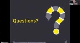 EY Live Q&A - Question No. 1
