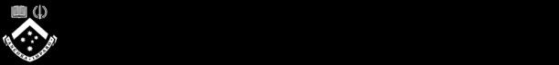 Monash law header logo