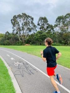 How I Won the Marathon – James Gore