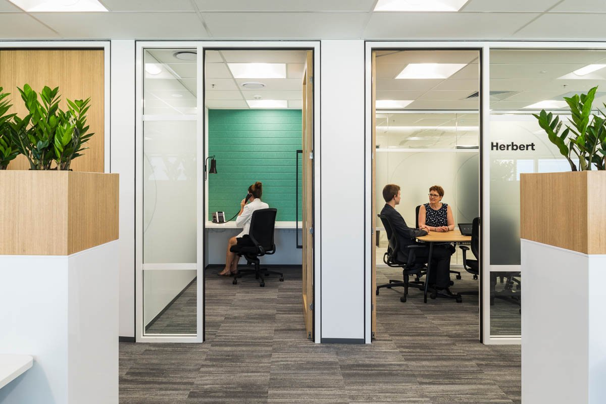 Grant Thornton Cairns office Collaboration areas