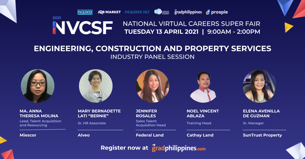 NVCSF Engineering, Construction & Property Services Industry Panel Session